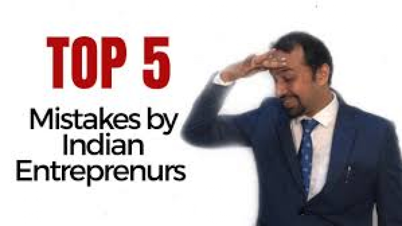 Top 5 Mistakes Every Business Owner Makes ! Mayour Nandu | WHDC (Hindi)